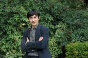 foto/IPP/Gioia Botteghi 16/03/2012 Roma,  presentazione della fiction  di raiuno IL SOGNO DI UN MARATONETA, nella foto: Luigi Lo Cascio