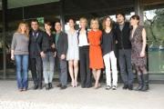 foto/IPP/Gioia Botteghi   23/03/2012 Roma,  presentazione della fiction di raiuno Mai per amore, nella foto:tutto il cast con il regista Marco Pontecorvo