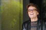 foto/IPP/Gioia Botteghi   23/03/2012 Roma,  presentazione della fiction di raiuno Mai per amore, nella foto:  Liliana Cavani, regista dell'episodio_ Troppo Amore
