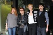 foto/IPP/Gioia Botteghi   23/03/2012 Roma,  presentazione della fiction di raiuno Mai per amore, nella foto: Chiara Mastalli, Liliana Cavani, Antonia Liskova, Edoardo Natoli