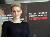 foto/IPP/Gioia Botteghi   26/03/2012 Roma,  presentazione del film ROMANZO DI UNA STRAGE, nella foto: Laura Chiatti