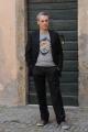 foto/IPP/Gioia Botteghi   02/04/2012 Roma,  presentazione della fiction di mediaset LE TRE ROSE, nella foto: Edoardo Silos Labini