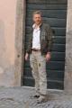 foto/IPP/Gioia Botteghi   02/04/2012 Roma,  presentazione della fiction di mediaset LE TRE ROSE, nella foto:  Kaspar Capparoni
