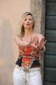 foto/IPP/Gioia Botteghi   02/04/2012 Roma,  presentazione della fiction di mediaset LE TRE ROSE, nella foto:  Licia Nunez