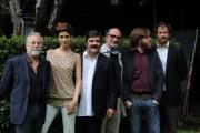 foto/IPP/Gioia Botteghi   03/04/2012 Roma,  presentazione della fiction rai Nero Wolfe, nella foto: il cast