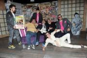 foto: Gioia Botteghi/IPP Roma, 16 aprile 2012. Rai,trasmissione di raidue STRACULT, nella foto: Paolo Ruffini, Marco Giusti, Lallo Circosta, Rosanna Sferrazza, Andrea Perroni, G-Max, Francesco Scimemi, Luca Di Gioia
