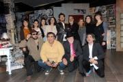 foto: Gioia Botteghi/IPP Roma, 16 aprile 2012. Rai,trasmissione di raidue STRACULT, nella foto: il cast
