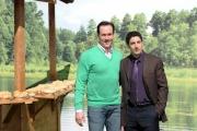 foto: Gioia Botteghi/IPP Roma, 18 aprile 2012. presentazione del film American Pie, nella foto:  Jason Biggs e Chris Klein