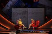 foto: Gioia Botteghi/IPP Roma, 21 aprile 2012. prima puntata del programma di rai uno _è stato solo un flirt_ condotto da Antonella Clerici