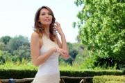 """foto: Gioia Botteghi/IPP Roma, 26a prile 2012. presentazione del programma di raiuno MI GIOCO LA NONNA""""   Debora Salvalaggio"""