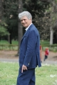 foto/IPP/Gioia Botteghi   05/04/2012 Roma,  presentazione della fiction di mediaset Benvenuti a tavola, nella foto: Fabrizio Bentivoglio