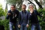 foto: Gioia Botteghi/IPP Roma, 7 maggio 2012. programma di raidue Italia COAST2COAST, nella foto: il trio Medusa