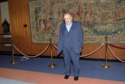 foto: Gioia Botteghi/IPP Roma, 7 maggio 2012. programma rai storia in 4D, nella foto Maurizio Costanzo