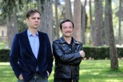 foto:IPP/Gioia Botteghi Roma 9/05/2012 Presentazione del film workers, nella foto: Andrea Bruschi e Pietro Casella