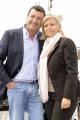 foto:IPP/Gioia Botteghi Roma 9/05/2012 programma Linea Blu, nella foto Fabrizio Gatta e Donatella Bianchi