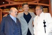 foto:IPP/Gioia Botteghi Roma 14/05/2012     S'E' FATTA NOTTE con Maurizio Costanzo- Enrico Vaime raiuno  4 puntate ospite Fiorello