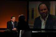 Foto/IPP/Gioia Botteghi   20/05/2012 Roma trasmissione in mezz'ora ospite di Lucia Annunziata ospite il ministro Francesco Profumo