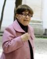foto:IPP/Gioia Botteghi Roma 23/05/2012 Festival delle letterature 2012, nella foto FRANCA VALERI