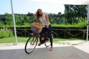foto:IPP/Gioia Botteghi Roma 25/05/2012 Uno mattina estate ;Veronica Gatto