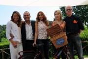 foto:IPP/Gioia Botteghi Roma 25/05/2012 Uno mattina estate ; Ingrid Muccitelli,  Luca Salerno,Veronica Gatto, Vira Carbone, Guido Barlozzetti