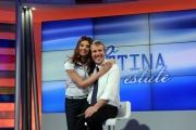 foto:IPP/Gioia Botteghi Roma 08/06/2012     1 mattina lo studio e i conduttori: Benedetta Rinaldi, Gerardo Greco