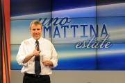 foto:IPP/Gioia Botteghi Roma 08/06/2012     1 mattina lo studio e i conduttori:  Gerardo Greco