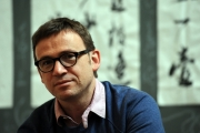 foto:IPP/Gioia Botteghi Roma 28/05/2012 Festival delle letterature 2012, nella foto DAVID NICHOLLS