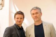 foto:IPP/Gioia Botteghi Roma 16/07/2012  presentazione del film THE BOURNE LEGACY che uscirà a settembre nelle sale, nella foto : Jeremy Renner e Tony Gilroy