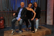 foto:IPP/Gioia Botteghi 3/09/2012  Roma puntata speciale di AFFARI TUOI rai uno in onda il 12 settembre, nella foto:  Ricchi e Poveri