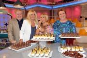foto:IPP/Gioia Botteghi 6/09/2012  Roma presentazione della nuova edizione di La prova del cuoco, nella foto: Antonella Clerici, Claudio Lippi , Anna Moroni, Alessandra Spisni