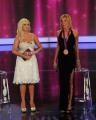 foto:IPP/Gioia Botteghi 8/09/2012  Roma Prima puntata di TI lascio una canzone, nella foto Annalisa Minetti ospite della puntata