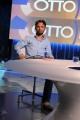 foto:IPP/Gioia Botteghi 9/09/2012  Roma Prima puntata di ottoemezzo de la7, nella foto  Giovanni Favia, il consigliere regionale dell'Emilia-Romagna