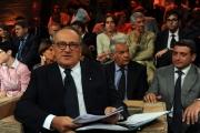 foto:IPP/Gioia Botteghi 11/09/2012  Roma Prima puntata di Ballarò nella foto: Luigi Abete