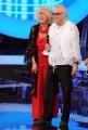 foto:IPP/Gioia Botteghi 21/09/2012  Roma trasmissione rai Tali e Quali Show, nella foto Franco Califano con Loretta Goggi