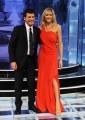 foto:IPP/Gioia Botteghi 19/09/2012  Roma trasmissione rai PER TUTTA LA VITA prima puntata, nella foto:  N. Stefanenko e F. Frizzi