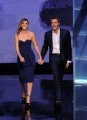 foto:IPP/Gioia Botteghi 19/09/2012  Roma trasmissione rai PER TUTTA LA VITA prima puntata, nella foto: Emanuele Filiberto e Clotilde Courau