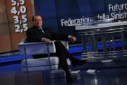 Foto/IPP/Gioia Botteghi 18/12/2012 Roma  porta a porta con Silvio Berlusconi