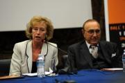 foto:IPP/Gioia Botteghi 28/09/2012  Roma presentazione in rai della trasmissione radiofonica WeFre, nella foto Letizia Moratti e Pippo Baudo