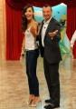 foto:IPP/Gioia Botteghi 29/09/2012  Roma prima puntata di Mazzogiorno in Famiglia, nella foto : Amedeus, Laura Barriales