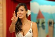 foto:IPP/Gioia Botteghi 29/09/2012  Roma prima puntata di Mazzogiorno in Famiglia, nella foto :  Laura Barriales