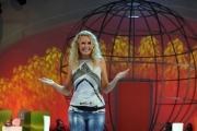 foto:IPP/Gioia Botteghi 30/09/2012  Roma ALLE FALDE DEL KILIMANGIARO rai tre, nella foto Licia Colò nel nuovo studio
