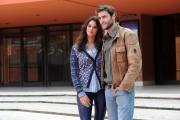 foto:IPP/Gioia Botteghi 2/10/2012  Roma presentazione della fiction di rai uno SPOSAMI, nella foto: Francesca Chillemi e Daniele Pecci