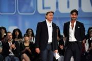 foto:IPP/Gioia Botteghi 28/10/2012  Roma  puntata di Domenica Live ospite Fabrizio Corona con Alessio Vinci