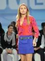 foto:IPP/Gioia Botteghi 28/10/2012  Roma  puntata di Domenica Live la conduttrice Sabrina Scampini