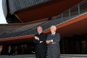foto:IPP/Gioia Botteghi10/10/2012  Roma presentazione della 7° edizione della festa del cinema di Roma , nella foto Il presidente Paolo Ferrari e il direttore artistico Marco Muller