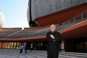 foto:IPP/Gioia Botteghi10/10/2012  Roma presentazione della 7° edizione della festa del cinema di Roma , nella foto il direttore artistico Marco Muller