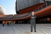 foto:IPP/Gioia Botteghi10/10/2012  Roma presentazione della 7° edizione della festa del cinema di Roma , nella foto Il presidente Paolo Ferrari