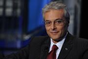foto:IPP/Gioia Botteghi 10/10/2012  Roma trasmissione porta a porta, nella foto:  Giovanni Chiodi presidente della regione Abruzzo