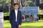 foto:IPP/Gioia Botteghi 11/10/2012  Roma presentazione della fiction UN PASSO DAL CIELO 2, nella foto: Enrico Ianniello