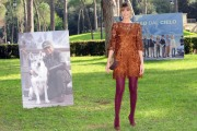 foto:IPP/Gioia Botteghi 11/10/2012  Roma presentazione della fiction UN PASSO DAL CIELO 2, nella foto:  Gaia Bermani Amaral